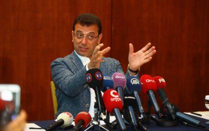 """İmamoğlu: Karadeniz'deki coşkunun """"VIP meselesine"""" dökülmesi utanılacak bir süreç"""
