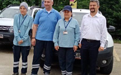 SEDAŞ Yönetim Kurulu Başkanı  SEDAŞ Ekipleri İle Sahada Birlikte Çalıştı