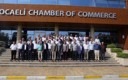 Toplu Taşıma Sektörü'nün geleceği  KOTO'da Ele Alındı
