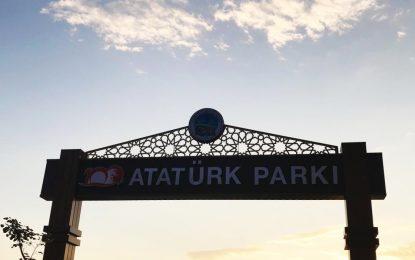 Bu da oldu… Parkın ismi birilerini rahatsız etti