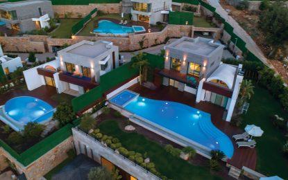 Enes Batur Alya Villalarını tercih etti