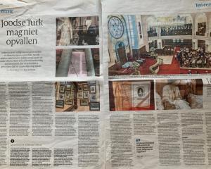 Türkiye'de Yahudiler dikkat çekmemeli