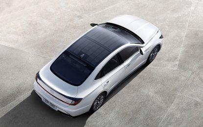 Hyundai Güneş Enerjisi İle Elektrik Üretecek