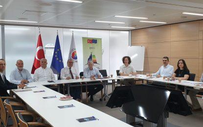 KSO heyeti AB destekli Enerji Verimliliği Projesi çerçevesinde Belçika'ya çalışma ziyareti gerçekleştirdi
