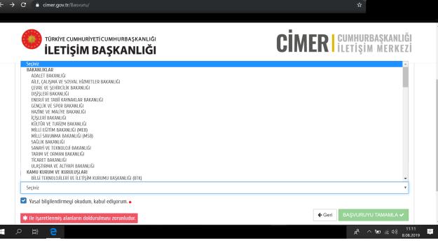 ARTIK CUMHURBAŞKANLIĞI'NA SORU SORULAMIYOR!