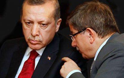 """Ahmet Davutoğlu cephesinden Cumhurbaşkanı Erdoğan'a """"bagaj"""" cevabı"""