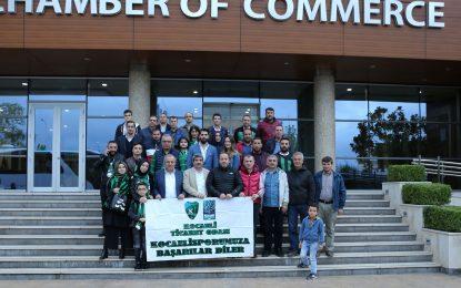 KOTO'nun Kocaelispor Maç Organizasyonu kaldığı yerden devam!
