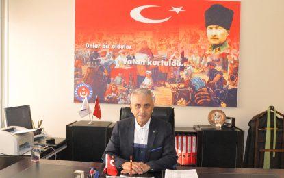 Türk Sağlık Sen Başkanı Çeker; Seyyar Görev Tazminatlarını Ödeyin!