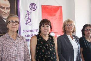 Kocaeli Cumhuriyet Kadınlarından Diyarbakırlı Annelere Destek