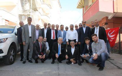 Yeniden Refah Derince'yi Gözüne Kestirdi