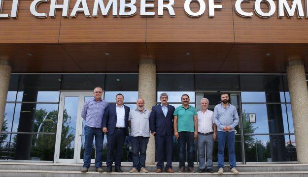 İzmit Belediyesi Meclis Üyelerinden KOTO'ya ziyaret