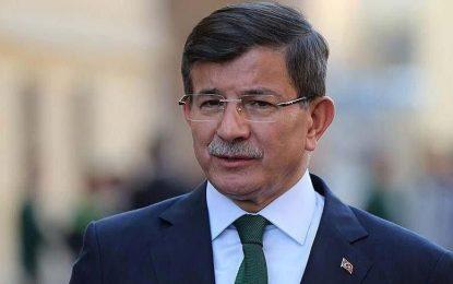 Ahmet Davutoğlu yeni parti için para arıyor!