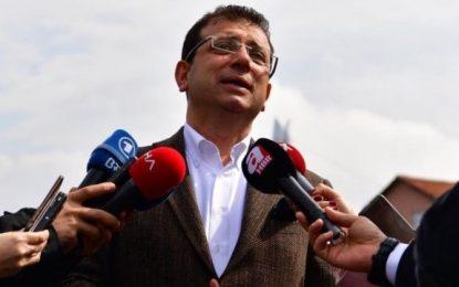 """İmamoğlu'ndan Süleyman Soylu'ya """"kayyım"""" cevabı"""