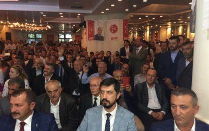 İYİ Parti, Saadet ve Büyük Birlik Partisi'nden 2 bin 500 kişi MHP'ye katıldı!