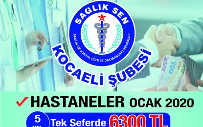 SAĞLIK-SEN'DEN BANKA PROMOSYON ZAFERİ !