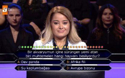 Kim Milyoner Olmak İster yarışmacısının joker kullandığı soru sosyal medyanın diline düştü