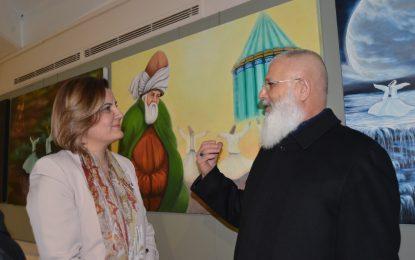 HÜRRİYET, ŞEB-İ ARUS'DA VATANDAŞLARLA HZ. MEVLANA'YI ANDI