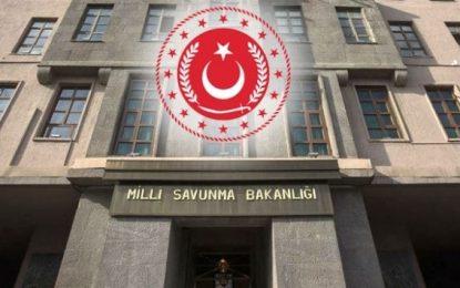 MSB duyurdu! Barış Pınarı Bölgesi'nde kanlı saldırı