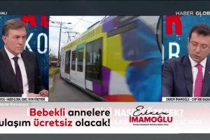 İmamoğlu Farkı, İstanbul'da ücretsiz ulaşımda yeni dönem!