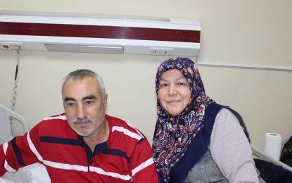 Körfez Devlet Hastanesi'nden Başarılı Ameliyat, Ahmet İşçimen'irahatsız eden 199 taşı çıkartıldı