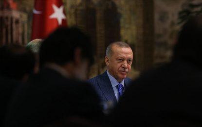 Erdoğan'dan teşkilat başkanına: Kılıçdaroğlu gibi bana 'tek adam' mı diyorsun