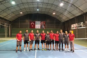İzmit Tenis Akademisi'nde CUP 2020 Rüzgârı