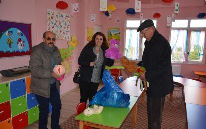 İzmit Belediyesinden çocuklara sürpriz