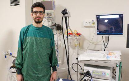 Kocaeli Devlet Hastanesi'nde İlk ERCP İşlemi Yapıldı