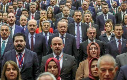 50 günde AKP'de önemli erime!