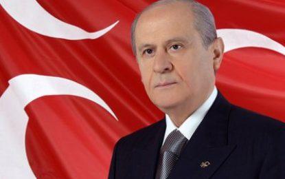 MHP Lideri Bahçeli: İstanbul neyse Kudüs odur