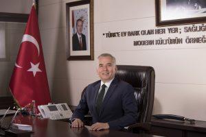 Başkan Osman Zolan'dan Dünya Su Günü Mesajı