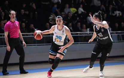 İzmit Belediyespor Kadın Basketbol Takımı Cumartesi günü Fenerbahçe ile Türkiye Kupası finalinde karşı karşıya gelecek