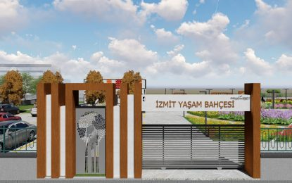 """İzmit Belediyesi, Yaşam Bahçesi ile üretecek """"Üreten belediyeyiz, ürettikçe kazanıyoruz"""""""