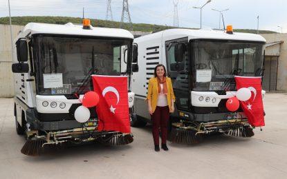 İzmit Belediyesi süpürge araçları için kadın sürücü alacak