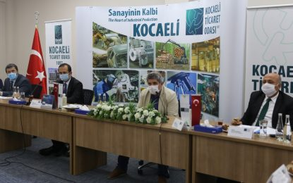 KOTO'da 'AVM Yöneticilerinin Normalleşme Önlemleri İstişare Toplantısı' düzenlendi