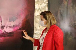 Başkan Hürriyet'ten sanata ve kadın haklarına Datça'dan anlamlı destek