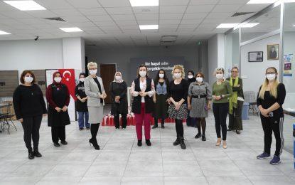 İzmit Belediyesi Çınar Kadın Kooperatifi yeni yeri açılıyor Kadınlar hem üretecek hem kazanacak
