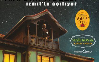 Dünyanın en zengin Atatürk Müzesi, Cumhuriyet Bayramında İzmit'te kapılarını açıyor