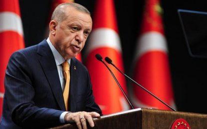 Son dakika… Erdoğan yeni corona virüsü yasaklarını açıkladı