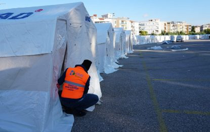 İzmit Belediyesi ekipleri Bucalıların da yardımına koştu