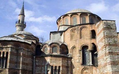 Kariye Müzesi'ni camiye dönüştürme operasyonu ertelendi