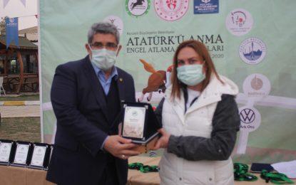 KOTO Şaban Sarıgülle Kupasında Ödüller Doğan ve Yılmaz'dan