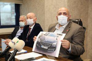 Çetin Sarıca'dan AKP'lilere saltanat cevabı: Milyonluk araçlarla halka caka satıp, hesap soramazsınız