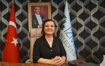 İzmit Belediye Başkanı Av. Fatma Kaplan Hürriyet; Sağlıkla gel 2021