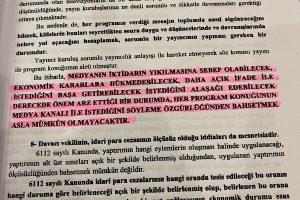 "CHP'Lİ ALİ MAHİR BAŞARIR: ""RTÜK'E GÖRE MEDYA DARBE YAPABİLİR"""