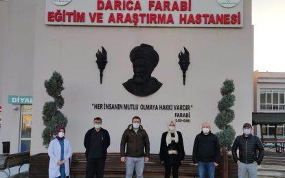 """Darıca Farabi'de """"Hak Ve Adalet Diyenlerin"""" Zaferi"""