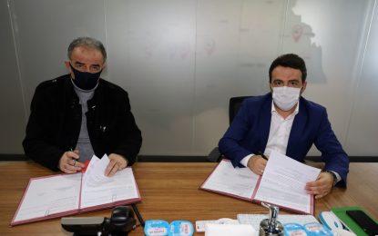 UlaşımPark'tan 10 No'lu Körfez Kooperatifi ile ortak havuz anlaşması imzaladı