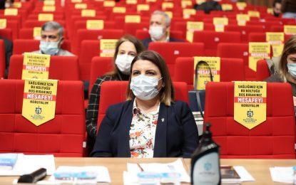 Başkan Hürriyet, İzmitlilerin sorunlarını Büyükşehir Meclisinde gündeme getirdi