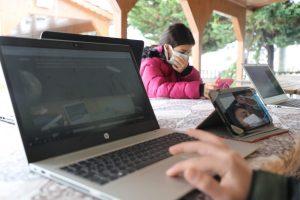 İzmit Belediyesi ile 15 köy internete kavuştu