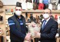 Vali Seddar Yavuz, Esnafları Ziyaret Etti